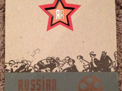 'Russian Recording Presents: We Just Call It Roulette Volume 1' CD main photo