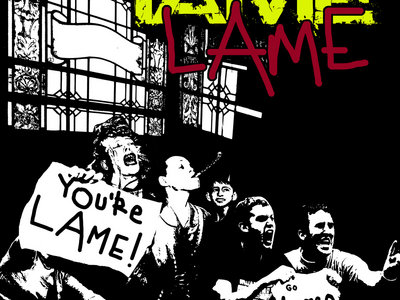 "IAME - ""Lame"" CD main photo"