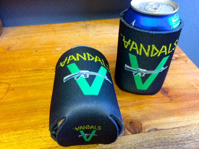 "Vandals ""V-Gun"" Beer Koozie main photo"