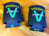 """Vandals """"V-Gun"""" Beer Koozie photo"""