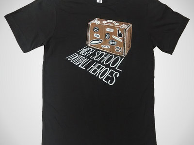 Suitcase T-shirt in Brown main photo