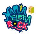 Maria Elena Rock image