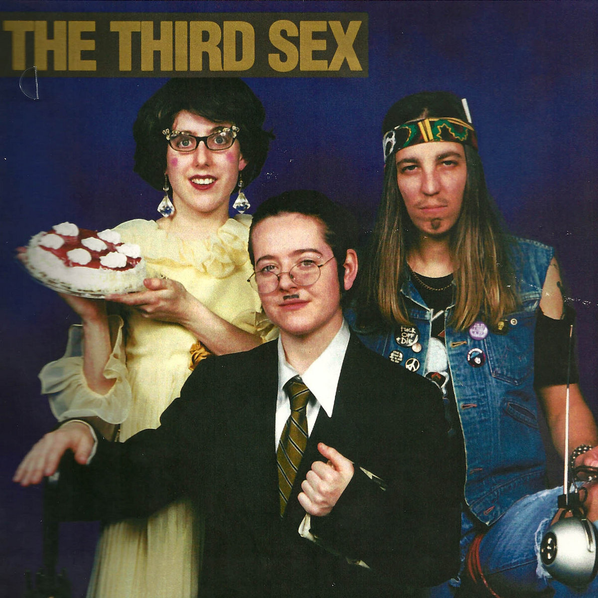 The third sex band