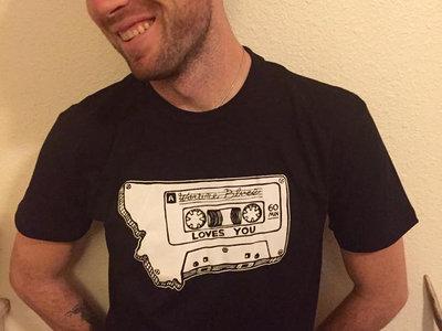 Montana Cassette Tape T-Shirt main photo