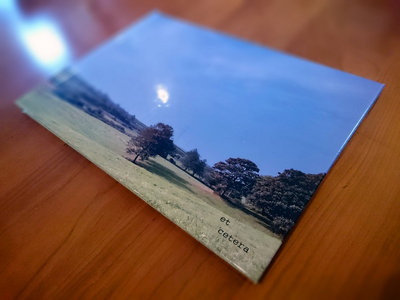 Et Cetera - Photo-book main photo
