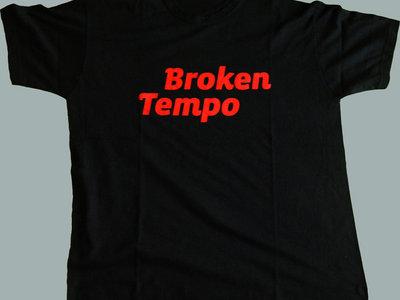 Broken Tempo T-shirt + Free Download of Fake Good Morning Album main photo