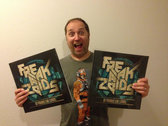 Freakazoids Electro Soldier Pack! photo