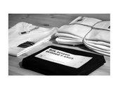 Special Pack: USB LTD 1 Year Anniversary + COUM silkscreen print handmade t-shirt. photo