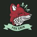 Fox Grin image