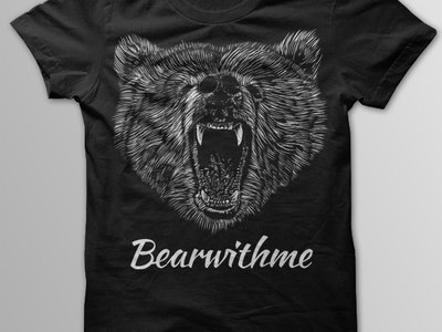 Bear Design T-shirt main photo