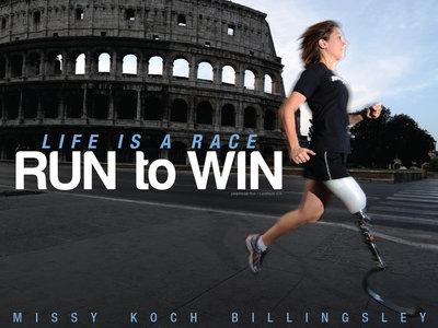Run to Win - Book & DVD main photo