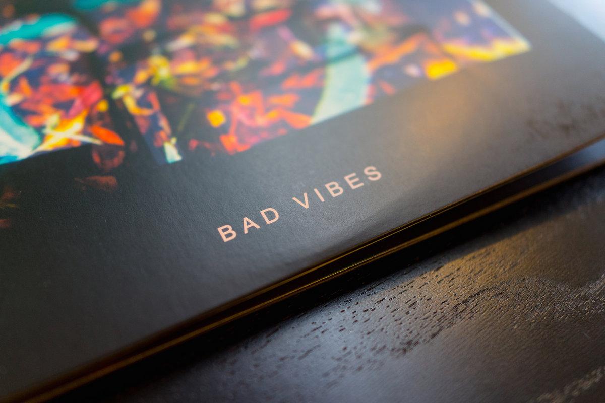 Bad Vibes Shlohmo - Vinylboden nassraum