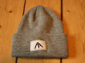 Ancient Future Logo Knitted Hat / Mütze photo