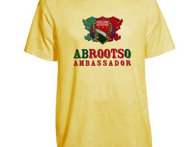 Abrootso ambassador t-shirt main photo