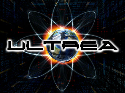 "Ultrea ""Atom"" Vinyl Sticker main photo"