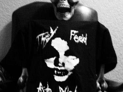 They Feed At Night Face Logo T-Shirt main photo