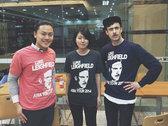 Asia Tour T-shirt photo