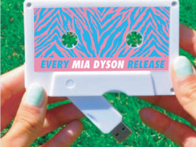 """Every Mia Dyson Release"" Cassette USB main photo"