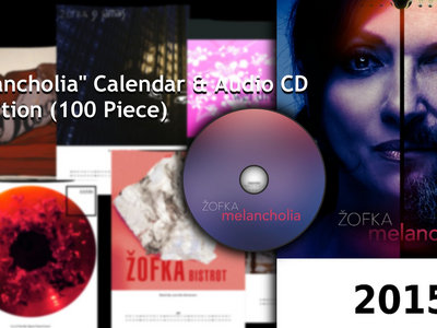 "Zofka ""Melancholia"" Calendar & CD main photo"