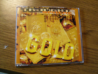 Thought Sphere - Gold (4-track Maxi CD) main photo