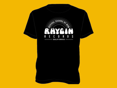 Rhygin Records T-shirt main photo