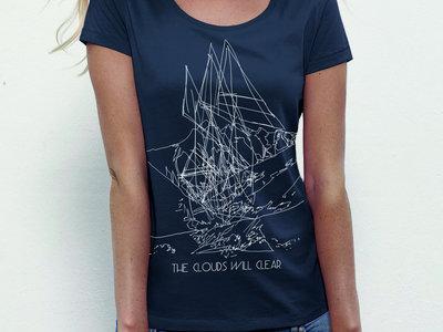 Clouds & Oceans T-Shirt (female) main photo