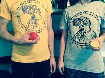 E-Tron Records Hull T-shirt main photo