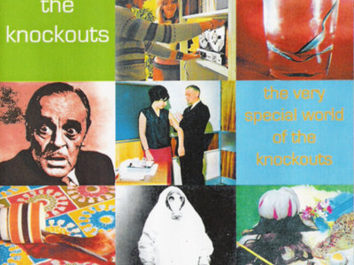 The Special World of The Knockouts cd main photo