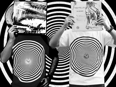 Mass Hypnosis label T-Shirt main photo