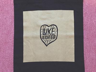 Heart Tote Bag main photo