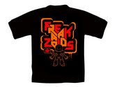 Freakazoids T Shirt Limited Edition in Black and Grey NEARLY GONE! photo