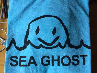 Blue Sea Ghost T-Shirt main photo