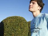Blue Sea Ghost T-Shirt photo