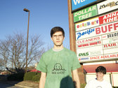 Green Sea Ghost t-shirt photo