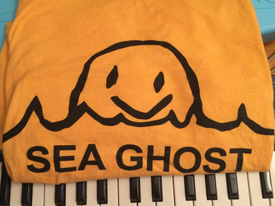 Sunshine Orange Sea Ghost T-Shirt main photo