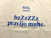 """majica """"bZzzz, pravijo muhe"""". photo"""