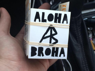 Aloha Broha AB Sticker main photo
