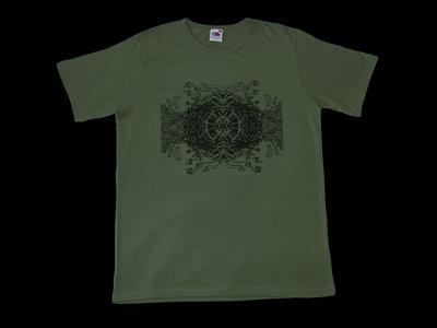 Overhead t-shirt green main photo