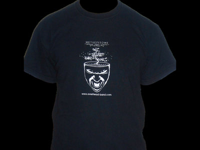 Overhead t-shirt black main photo