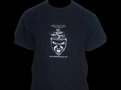 Overhead t-shirt black main photo