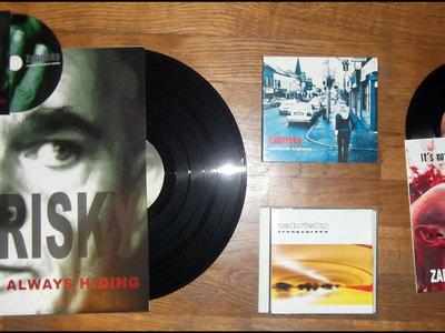 Zabrisky's complete discography main photo