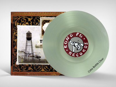 "Ataris ""So Long Astoria"" on Limited Coke Bottle Clear Vinyl main photo"