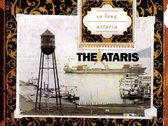 "Ataris ""So Long Astoria"" on Limited Coke Bottle Clear Vinyl photo"