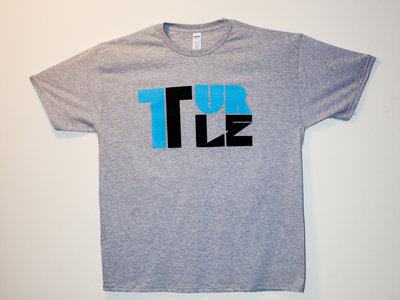 """New TURTLE Logo T-shirt"" main photo"