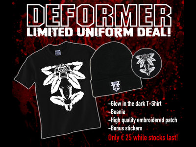 DEFORMER UNIFORM DEAL! main photo