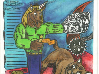 MODERN UNICORN Comic Books by Jason Walter main photo
