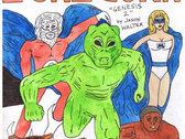 MODERN UNICORN Comic Books by Jason Walter photo