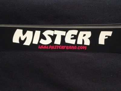 Mister F Stickers (5) main photo