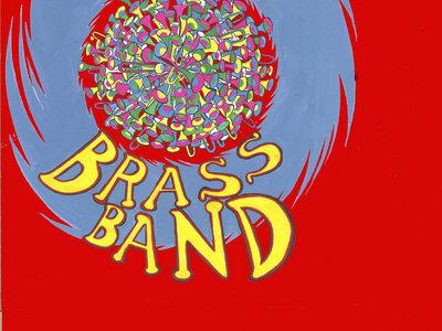 Cocek! Brass Band T-Shirt (Red-Men's) main photo