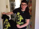Basketball Shorts Stay Tuff T-shirt photo